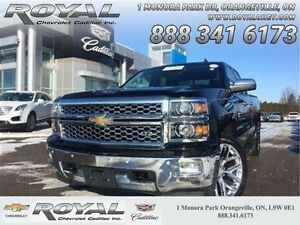 2014 Chevrolet Silverado 1500 1LZ   - Cooled Seats -  Heated Sea