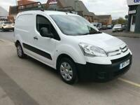 5748f290d79269 2011 Citroen Berlingo 1.6 HDi L1 850 LX Panel Van 5dr