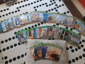 Magic Tree House Book Series and five fact books with it!