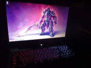 MSI GT70 2QD Dominator gaming laptop for sale