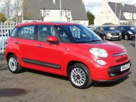 image for 2014 Fiat 500L 1.3 Lounge (s/s) 5dr MPV Diesel Manual