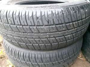 Quality used tires at a reasonable price