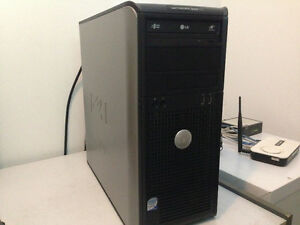 ORDINATEUR DELL CORE 2 DUO de 2.33 ghz