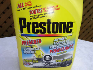 Prestone Antifreeze and tester Cornwall Ontario image 2