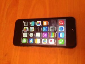 16GB Iphone 5s Bell
