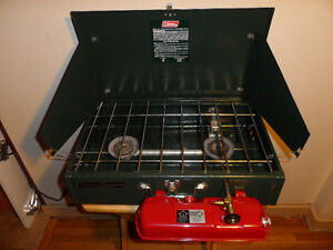 1991 Coleman 413H Powerhouse  Camp Stove