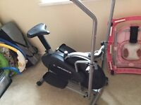 Cross Trainer 2in1 exercise Bike