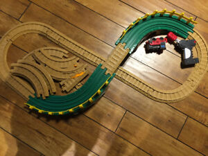 Luxury electrical train set