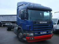 2004 Scania 94D 230 4X2 Chassis and Body
