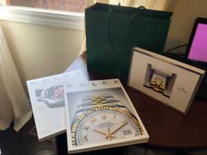 Rolex Book Bundle - Magazine Issues 2 & 7 + Current Catalogue