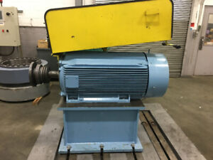 2- 400 HP electric motors for sale.