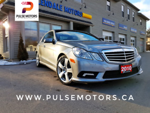 [WOW] 2010 Mercedes-Benz E350 4MATIC | FULLY LOADED & CERTIFIED