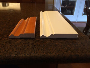 TOP QUALITY CASING AND BASEBOARD