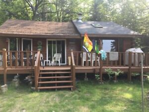 Cottage on Crystal Lake for Sale