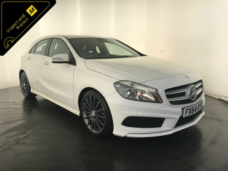 2014 64 MERCEDES-BENZ A200 AMG SPORT CDI 1 OWNER SERVICE HISTORY FINANCE PX