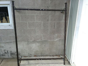 Bed frame. For double bed