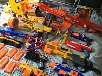 Nerf Gun Bundle (Offers Accepted)