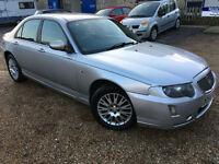 2004 '54' Rover 75 2.0 CDTi AUTO Connoisseur SE. Automatic. Diesel. Px Swap