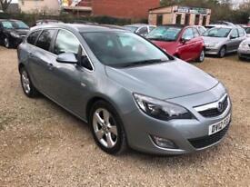 Vauxhall/Opel Astra 2.0CDTi 16v ( 165ps ) ( s/s ) SRi