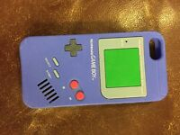 iPhone 5 or 5s game boy gel case
