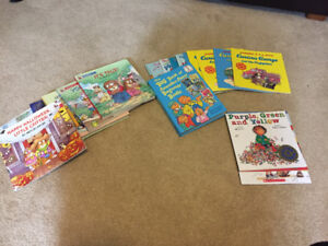 Free kids books - curious george little critters and more