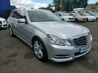 Mercedes-Benz E220 2.1TD ( 175bhp ) BlueEFFICIENCY ( s/s ) 7G-Tronic Plus CDI