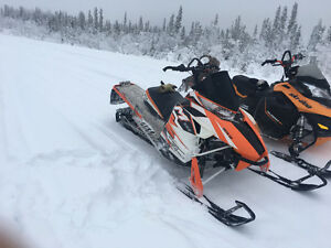 2013 Arctic Cat M800