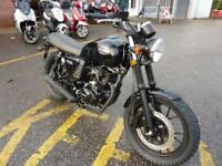Hanway Raw 125 Black Brand Nw