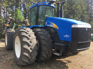 2011 NEW HOLLAND T9040 HD 4WD TRACTOR