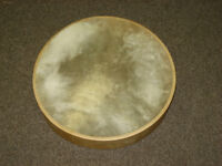 "First Nations 15"" Frame Drums In Stock - Duncan Music"