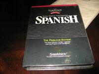 Parlons Espagnol  apprendre a la maison en anglais