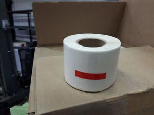 rouleaux d'étiquettes autocollantes