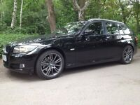 BMW 320d Touring / Estate left hand car