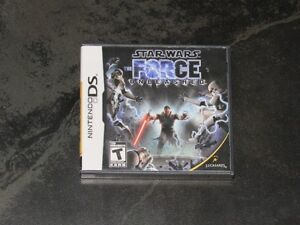 Nintento DS Star Wars the Force Unleashed