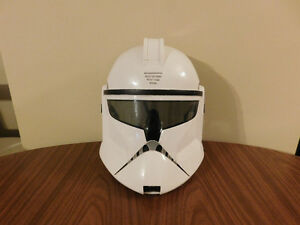 Star Wars Clone Trooper Electronic Mask/Helmet by Hasbro