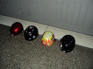 (5) CHILDREN'S HELMETS ~ Different styles and colours available!