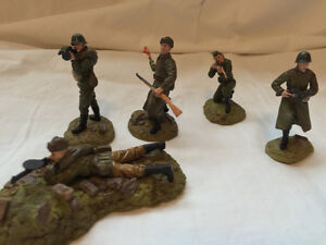 Forces of Valor Russian Soldiers Sarnia Sarnia Area image 1