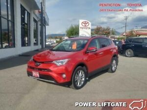 2016 Toyota RAV4 Limited  - FULL LOAD -  NAVIGATION