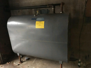 Above Ground Tank for Oil