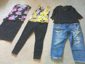 Size 16 ladies clothes: new or nearly new
