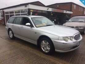 At Hurricane Diesel Rover 75 Connoisseur CDT Tour Automatic SWAP WHY