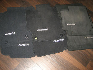 Carpet mats(Corolla-2009,RAV4-2014) ORIGINAL