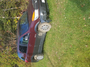 2002 Buick rendezvous for parts with fairly used winter tires