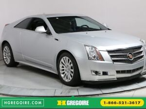 2011 Cadillac CTS Performance A/C GR ELECT MAGS BLUETOOTH