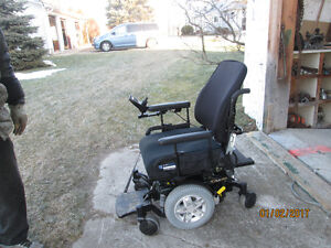 Power wheel chair Edge by future mobility
