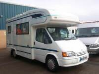 Ford TRANSIT HERALD TEMPLAR 1994. 2 BERTH VERY CLEAN