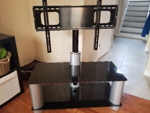 Glass Tv stand. No scratches