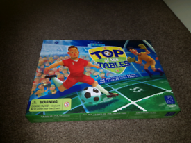 Top of the tables game