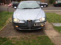 Alfa Romeo 147 ts 2005 petrol