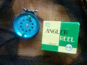 CENTERPIN REEL, FLOAT REEL, FISHING REEL, SIDE CAST REEL
